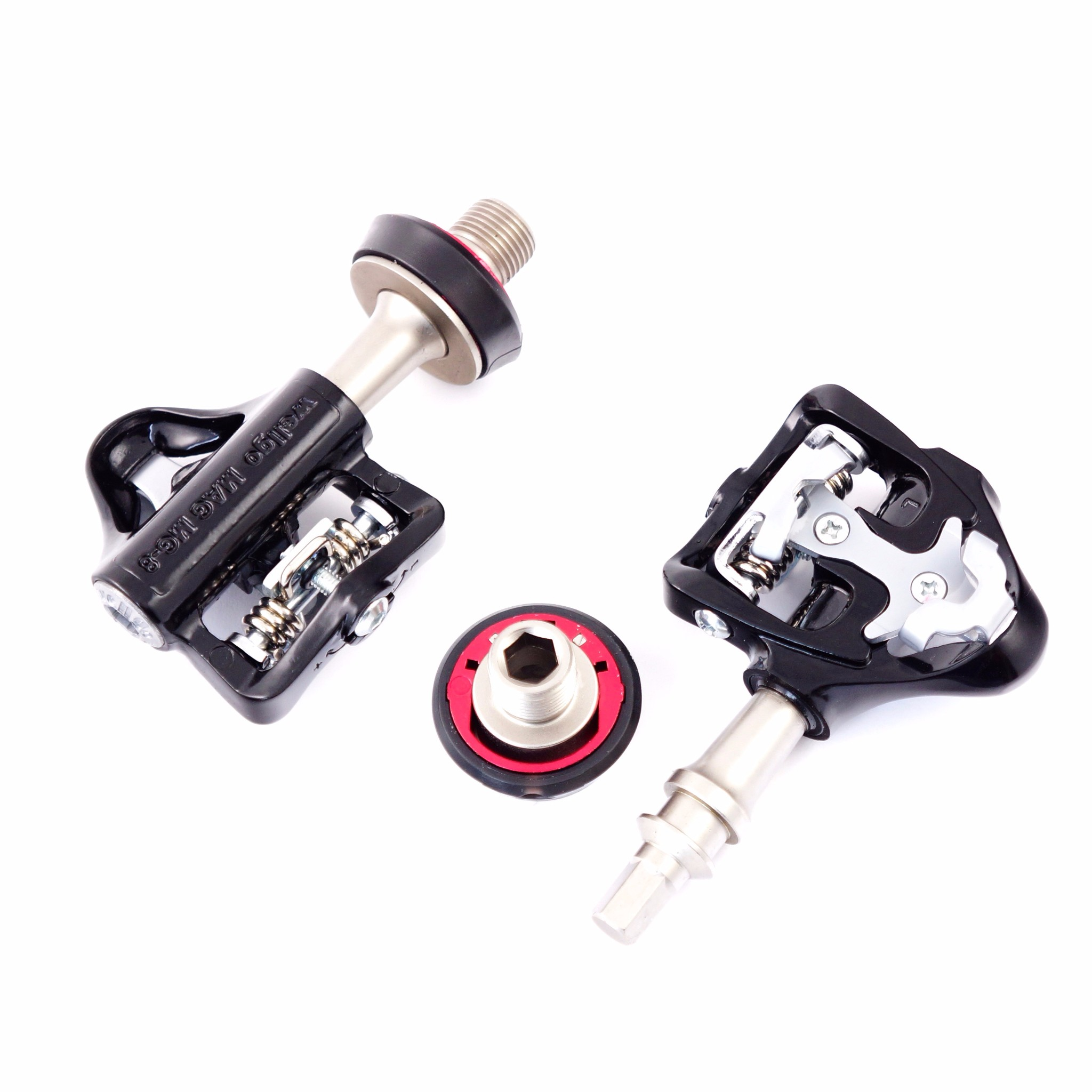 M194 Quick Release Bearing Pedal Wellgo Black