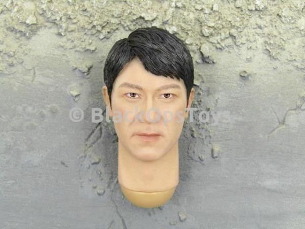 DID LAPD SWAT 3.0 Takeshi Yamada Head Sculpt 1//6 toys Police 3R Asian