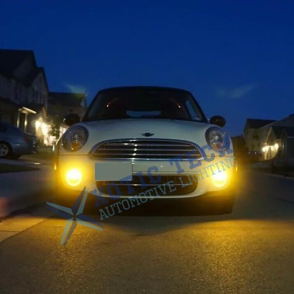 For Mini Cooper Clubman R55 501 W5W Blue Interior Door Bulb LED High Power Light