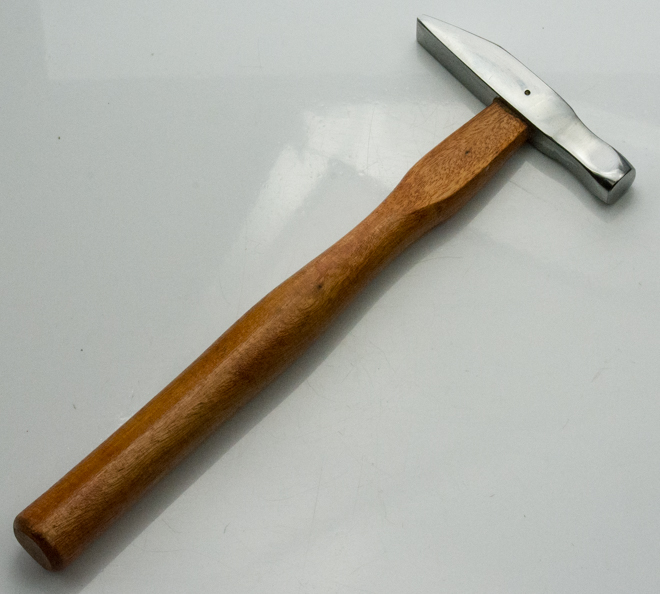 RDG SWISS STYLE JEWELLERY HAMMER JEWELLERS TOOLS SMALL SHAPING FORMING