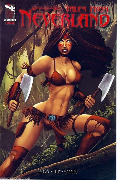 ~ Zenescope Godstorm #2 2A cover Grimm Fairy Tales Presents
