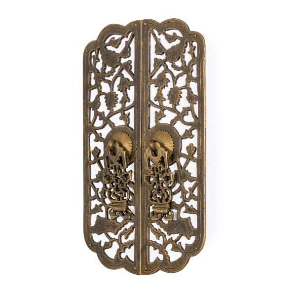 """CBH Chinese SPARROW Brass Hardware Door Cabinet Pull 10/"""""""
