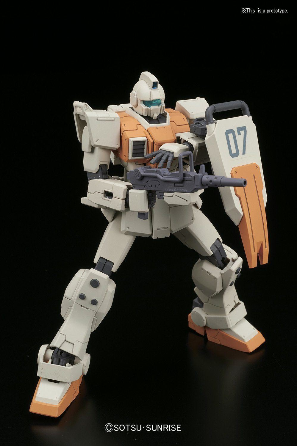 Bandai Gundam 08th MS Team HGUC RGM-79 GM Ground Type HG 1//144 Model Kit USA G