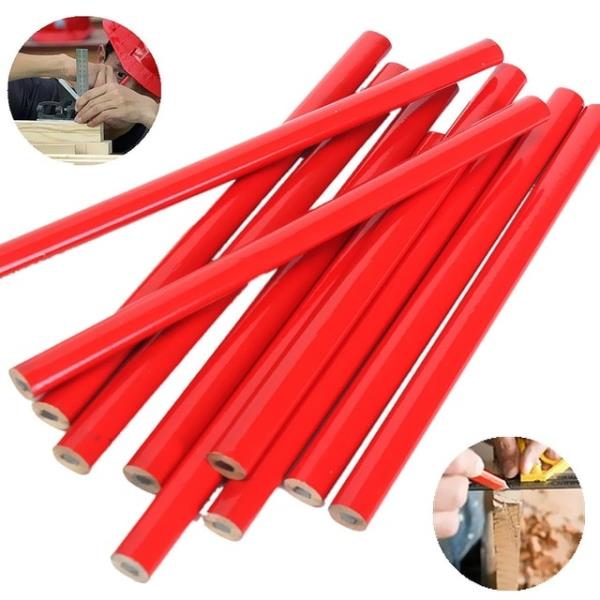 Woodwork Joinery Builders Carpenter Pencil HB Grade Joiners