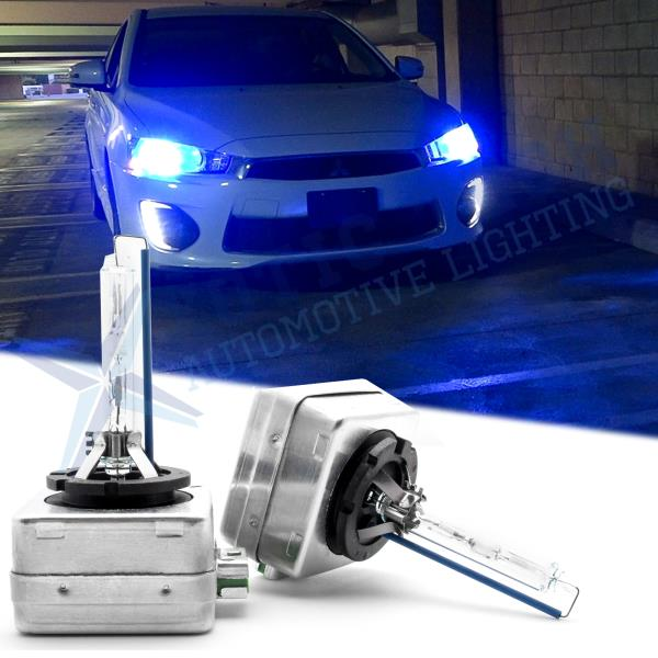 55w ICE Blue Xenon Upgrade HID Front Fog Lamp Light Bulbs Replacement