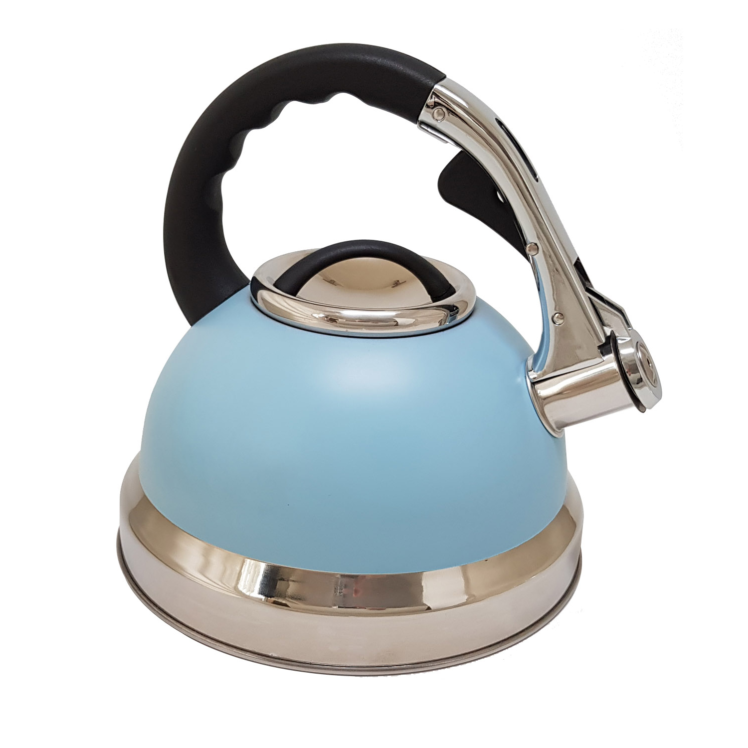 VonShef Kettle Stainless Steel 1.7L Electric 2000W Cordless Tea Jug Gold Rapid