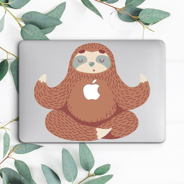 MacBook Pro 15 Cover Cartoon Squirrel with Flowers Plastic Hard Shell Compatible Mac Air 11 Pro 13 15 MacBook Pro Hard Cover Protection for MacBook 2016-2019 Version
