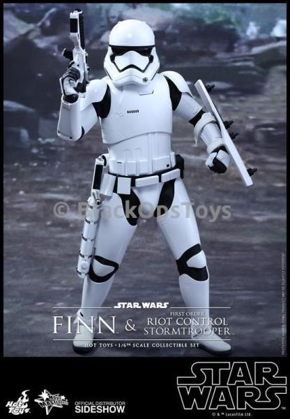 Upper Arm Armor Hot Toys 1:6 MMS346 Star Wars Riot Control Stormtrooper Figure