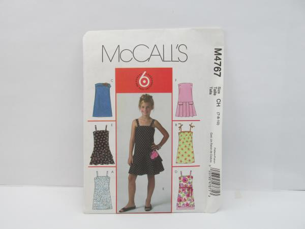 McCall/'s 8724 Misses/' Dresses in Two Lengths   Sewing Pattern