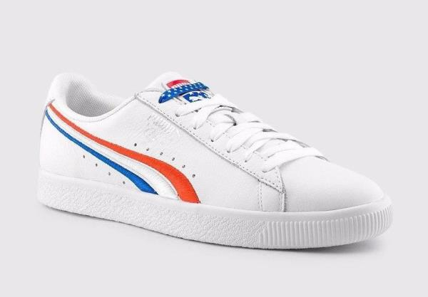 365459-01] Mens Puma Clyde 4th Of July