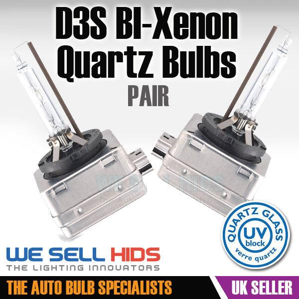 OSRAM OR GE 8000K 2 x LUNEX D1S Genuine XENON LAMPS REPLACEMENT FOR PHILIPS