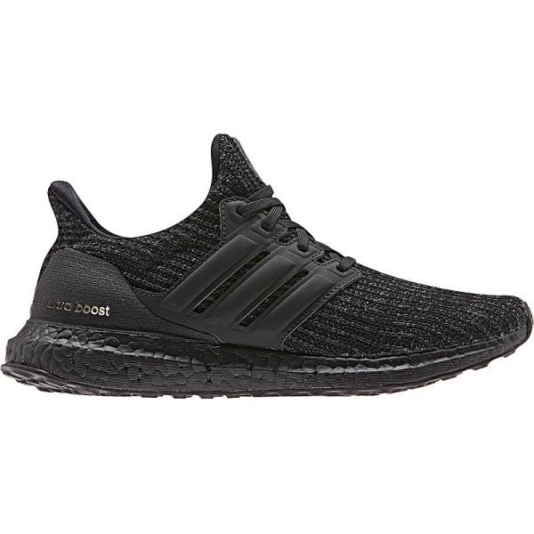 Details about Adidas Ultraboost 4.0 Triple Black Gold Size 8 9 10 11 12 Mens Shoes F36123 NMD