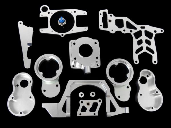 1 5 Rovan Baja Twin Engine Mounting Kit Fits Hpi Baja 5b 5t King Motor Ebay