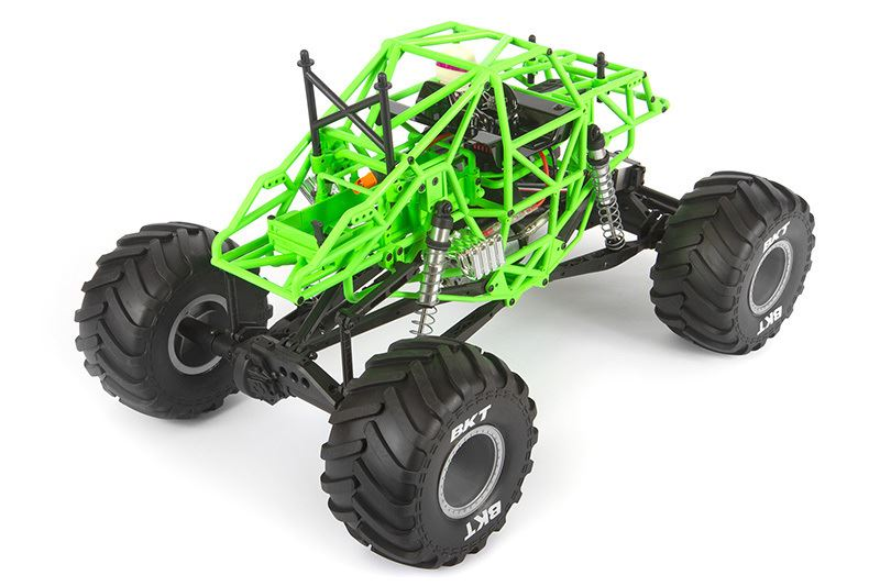 Axial AXI03019 1/10 SMT10 Grave Digger Monster Jam Truck ...