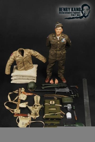 Boots w//Leg Wraps Peg Type Japanese Infantry Arms 1//6 scale toy WWII