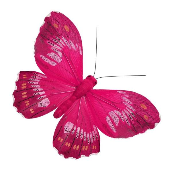 Sweet Papillons Gaufrette Comestible Cupcake TOPPERS PAPIER
