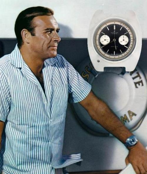 Experts Watches James Bond Breitling Top Timer Vintage Chronograph