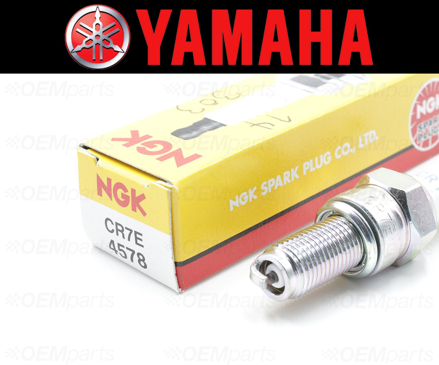 Special Type Spark Plug 2006 Yamaha XC50 Vino 50 Classic Scooter