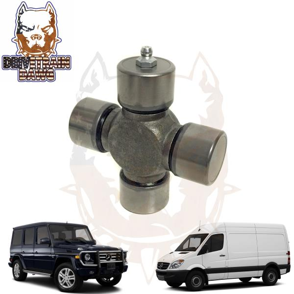 A4604101904 FOR MERCEDES BENZ G-CLASS UNIVERSAL JOINT 31MM X 88MM 1989 OEM