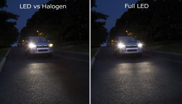 Halogen v LED Headlights?