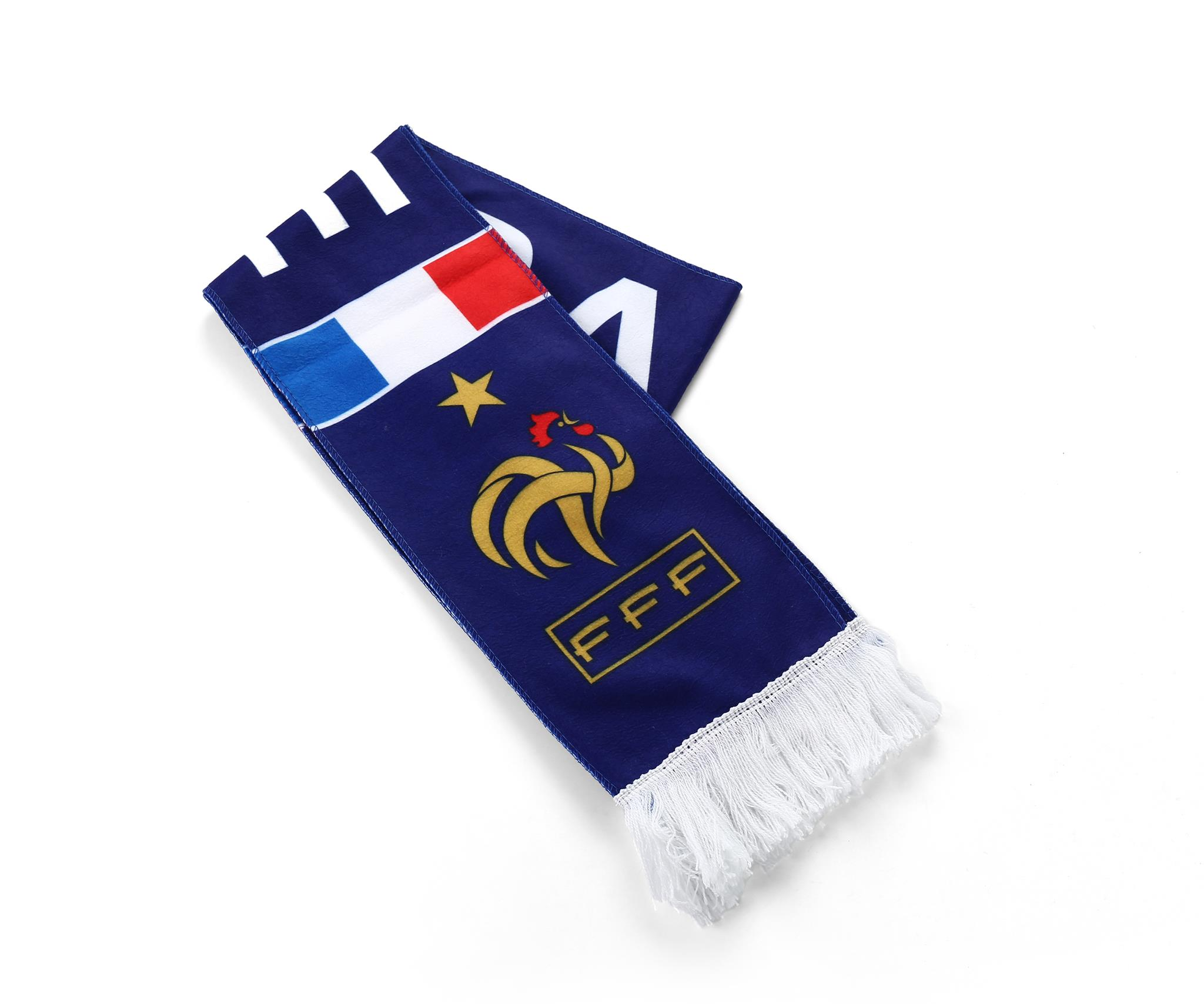 France Soccer Scarf ~ Country of France Scarf