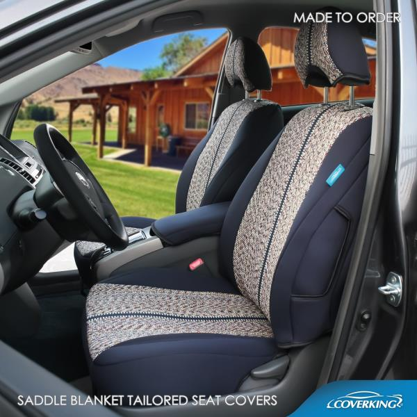 Prime Details About Coverking Saddle Blanket Custom Tailored Front Seat Covers For Toyota Tundra Lamtechconsult Wood Chair Design Ideas Lamtechconsultcom