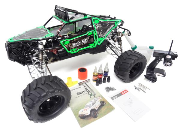PARTS 2,4 COMPATIBLE WITH HPI 5B//SS BAJA ENGINE AIR FILTER COMPONENTS FRAME