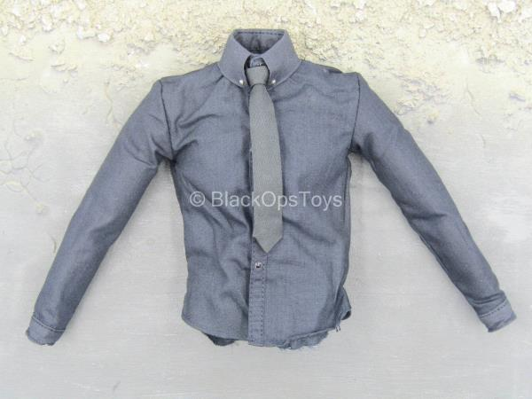 """1//6 Scale Tee Hot Dark Gray Short Sleeves T-Shirt For 12/"""" Action Figure Toys"""