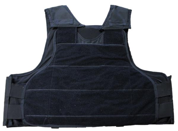 Highmark Black Tactical Body Armour Bullet Proof Ballistic Vest HMA04A