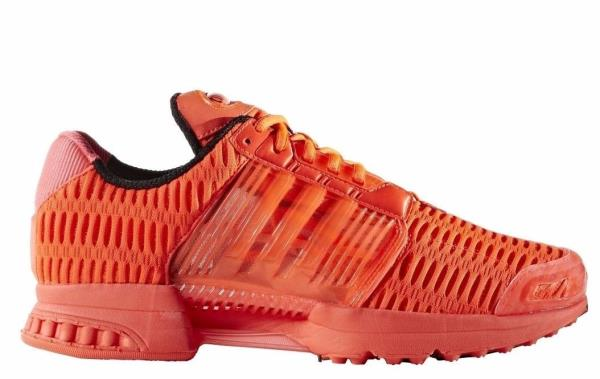 Details about [BA8575] Mens Adidas Originals Clima Cool 1 Running Sneaker Solar Red