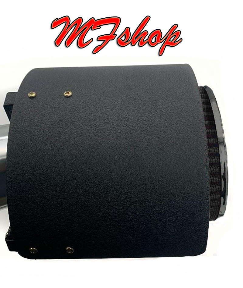 """RED 2.5/"""" 63MM Cold Air Intake Cone Filter Replace For Toyota Celica MR2 Camry"""