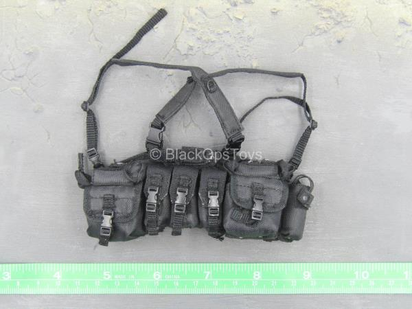 1//6 Scale Toy US Navy SWG-4 OD Green Chest Rig