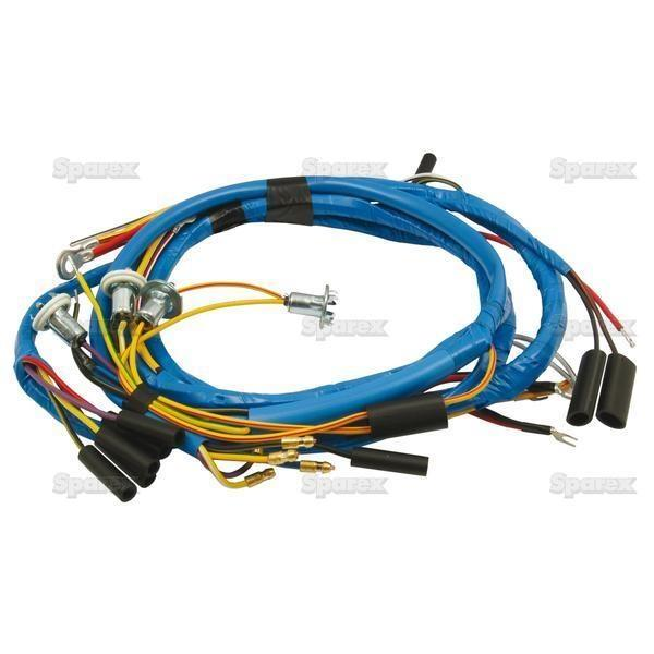 Made to Fit Ford WIRING HARNESS, FORD, DIESEL D6NN14A 2600, 3600, 3900,  4100, 46 607939650193 | eBayeBay