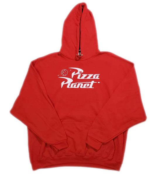 Pizza Planet HoodieToy Story Birthday Gift Festive Unisex Adult Kids Hoodie Top