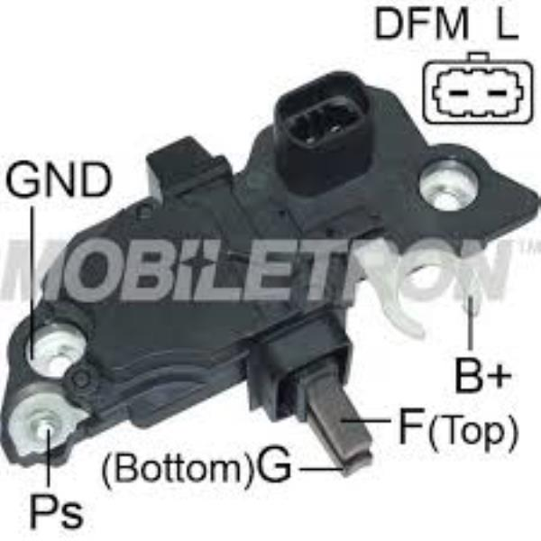 Alternator Regulator Unit Mobiletron VR-B092