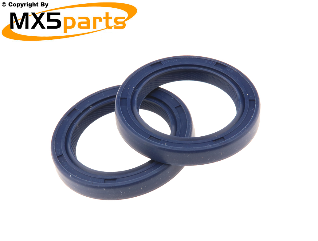 MX5 Long Nose Front Crankshaft Oil Seal Mazda MX-5 Mk1 Mk2 1.6 /& 1.8 1990/>2005