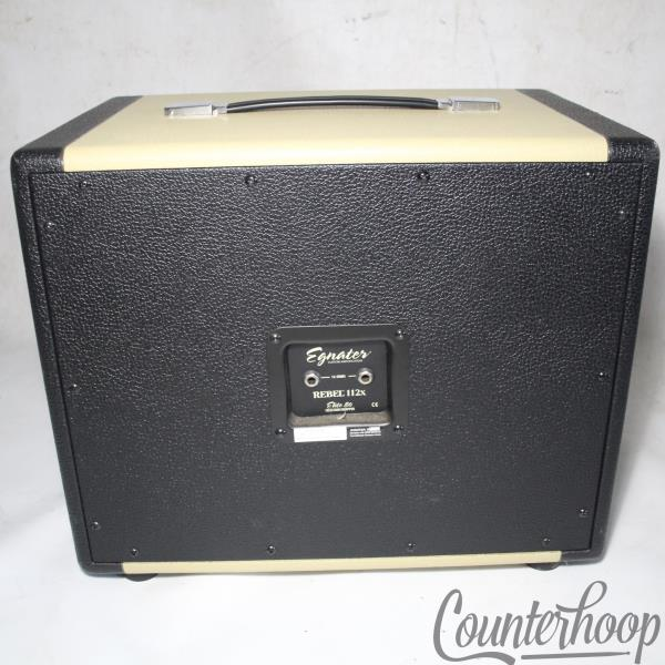 Egnater Rebel 112x 1x12 Inch Extension Cabinet For Celestion Elite 80 Loaded Ebay