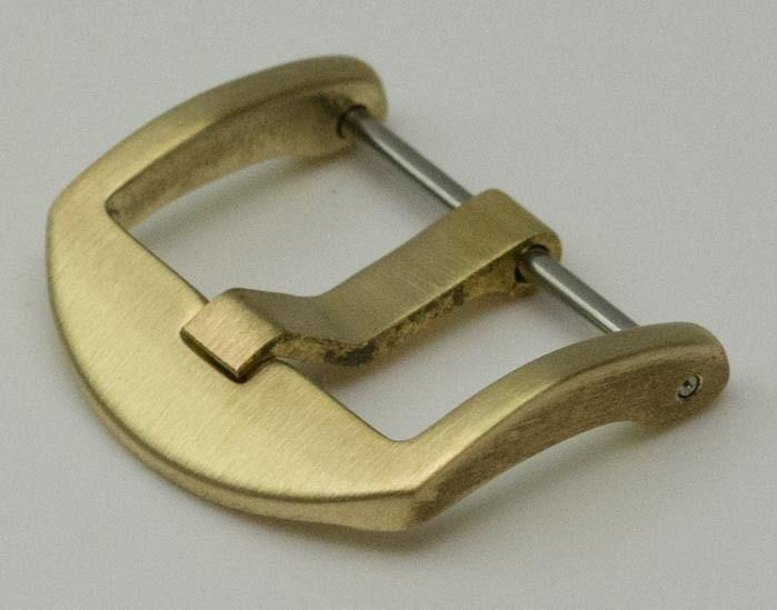 13 * 7 mm with buckle bronze color Set of 20 clasp clasp fasteners