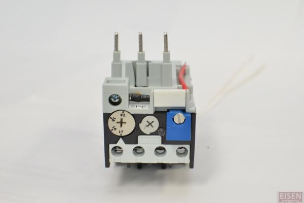 NHD thermal overload relay NTH-4 2PE 2.9 ~ 4 amp