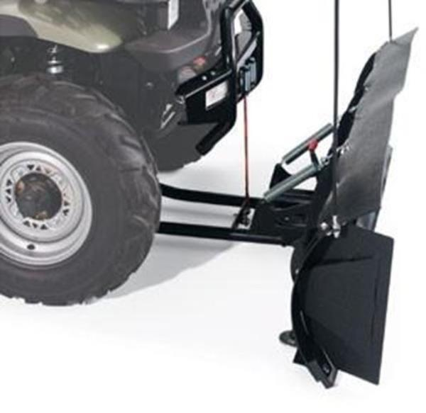 Warn Plow Snow Control Flap 60in. cut to size 67870