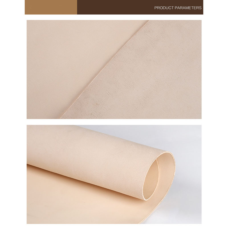 Full Grain Vegetable Tanned Tooling Leather Leathercraft Natural 1//1.4//2.0mm A