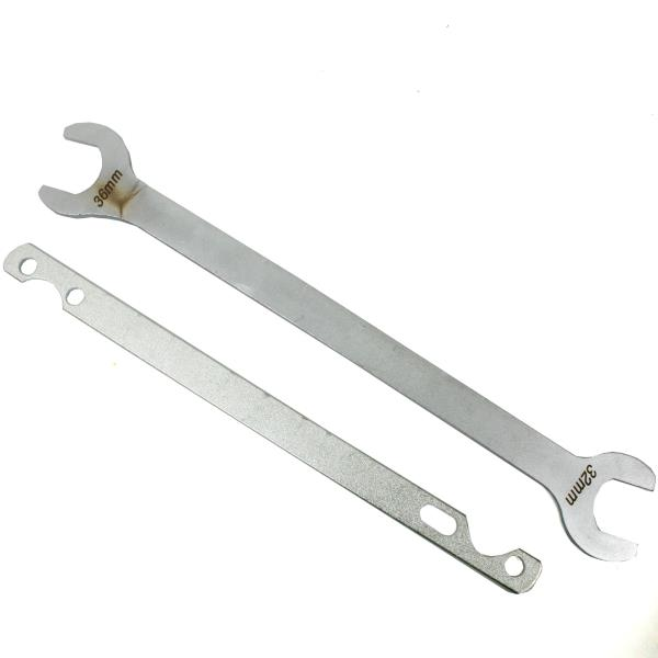 32MM Fan Clutch Wrench For BMW Benz and BMW Water Pump Holder Removal Tool