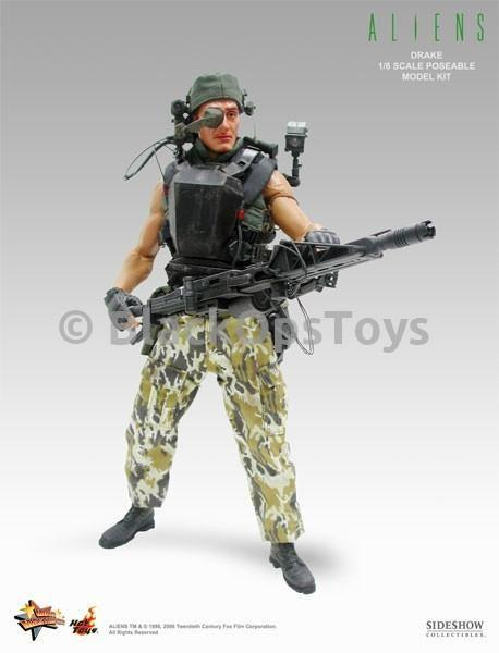 1//6 scale Aliens Colonial Marine Hudson Nude Body w//Hands