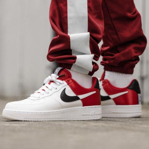 Nike Air Force 1 Mid 07 LV8 Utility Red