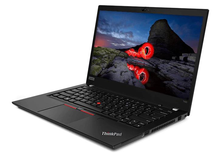 ThinkPad T490 Front Photo