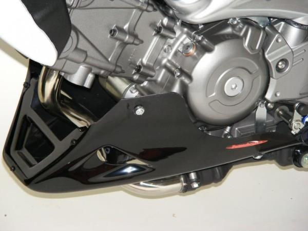 Powerbronze 320-S113-080 belly pan to fit Suzuki Gladius carbon look
