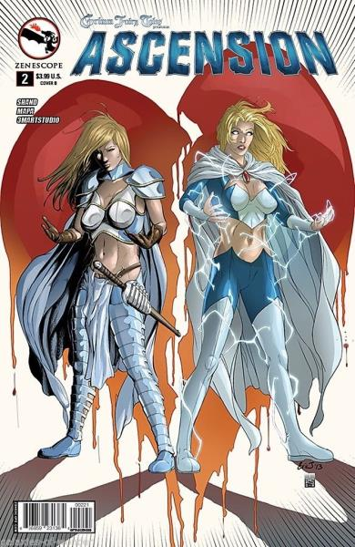 Grimm Fairy Tales Presents Ascension 2 Cover A