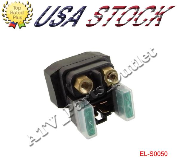 STARTER RELAY SOLENOID SWITCH YAMAHA ROAD STAR 1600 XV1600A 1999 2000 2001-2003