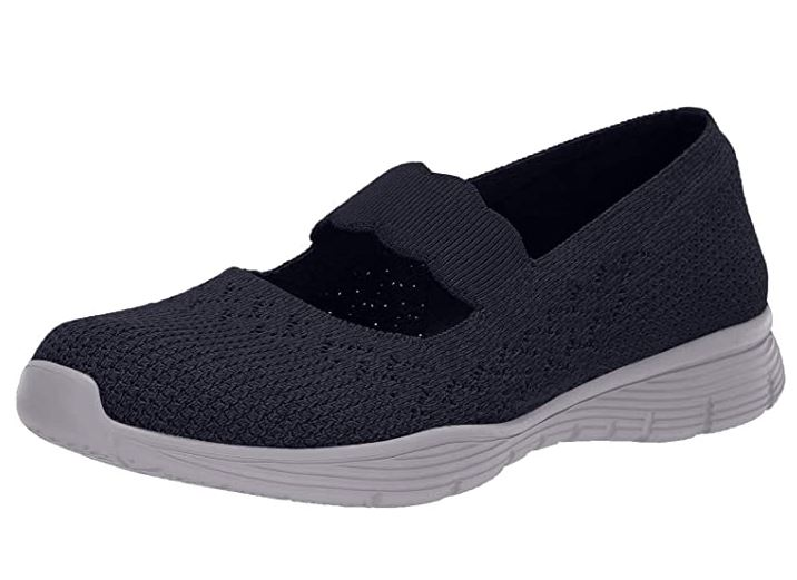 Skechers Women Mary Jane Flats Seager