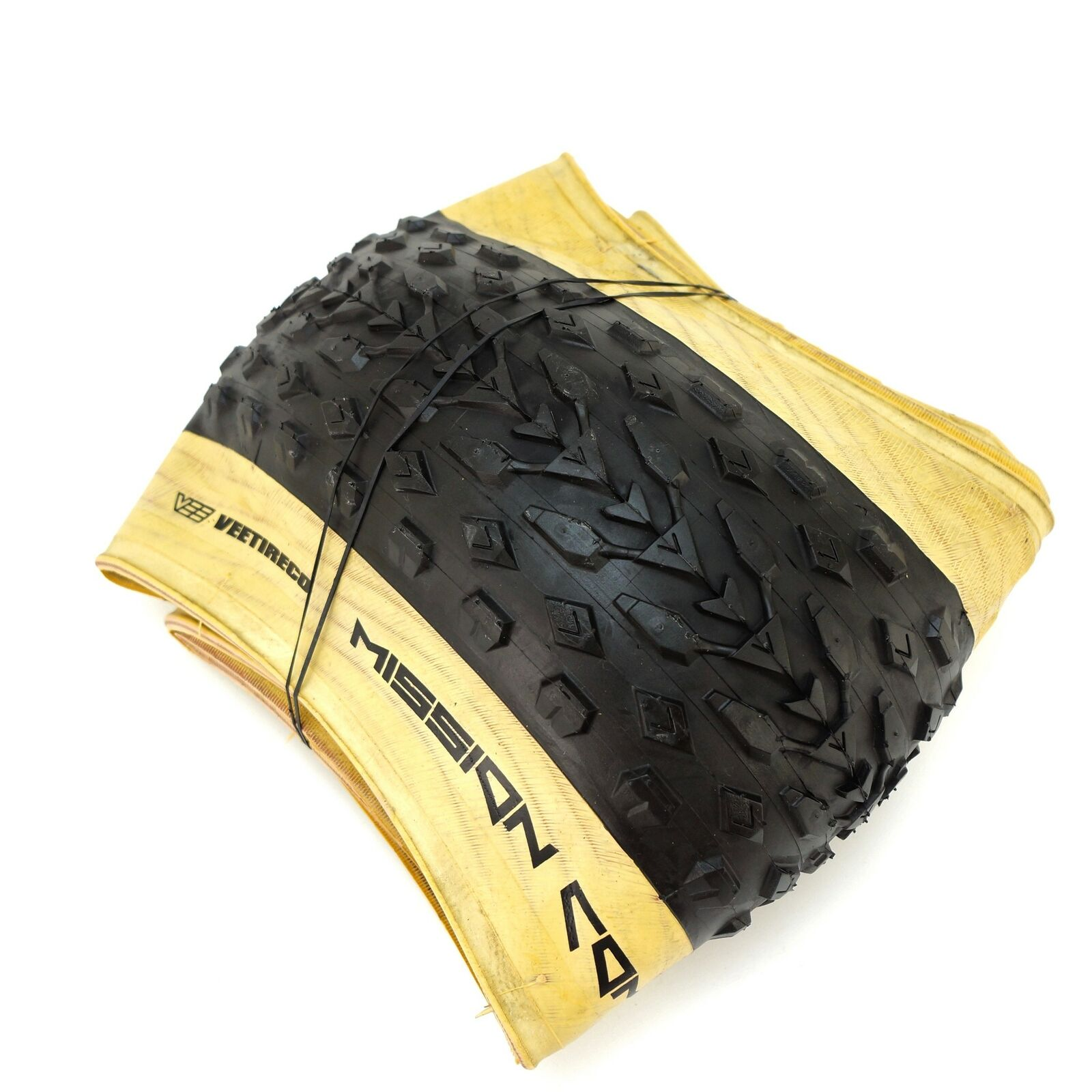 Vee Tire 20x4.0 Mission Command Tubeless Ready TLR Fat Tire Folding 1 or 2 Tyres